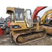 Buy cheap CAT 3046T Engine Used Caterpillar D5G LGP Bulldozer 6 way blade product