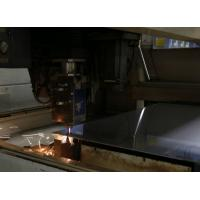 Buy cheap Water Jet Cutting Steel Machined Parts Custom Steel Fabrication For Any Shape from wholesalers