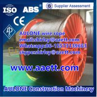 Buy cheap 35WXK7 non-rotation and compacted crane wire ropes from wholesalers
