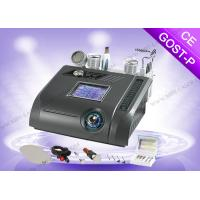 Buy cheap Ultrasonic skin care No Needle Mesotherapy Machine for skin lift , face and eyes from wholesalers