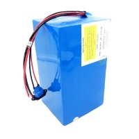 Buy cheap High Capacity Rechargeable 18650 48v 40ah Lithium Battery from wholesalers