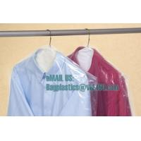 Buy cheap Plastic garment bags on roll/garment cover, Clear Cheap Plastic PE Garment Suit Bags on Roll from wholesalers