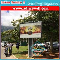 Buy cheap Outdoor Scrolling Billboards LED Advertising Billboard Mobile LED Billboard from wholesalers
