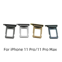 Buy cheap SIM Card Holder Slot Tray Container Adapter For IPhone 11 Pro Max from wholesalers