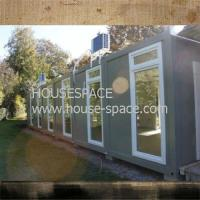 Buy cheap Mobile Office Modern Modular Containers , Concrete Flat Roof House from wholesalers