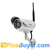 Buy cheap Tenvis Zoom - Wi-Fi Wireless IP Camera (1/4 Inch CMOS, H.264, 5x Digital Zoom, 20m Night Vision) from wholesalers