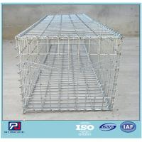 Buy cheap gabion box fence or gabion wall 2.0*0.5*0.5 m from wholesalers
