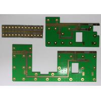 Buy cheap Multilayer RT/duroid  Rogers 5880  Laminates PCB Boards , RF/Microwave PCB from wholesalers