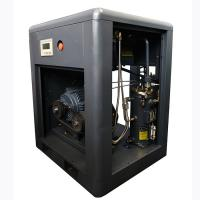 Buy cheap 15HP 11KW Motor Silent Rotary Screw Air Compressor with Belt drive Drive way from wholesalers