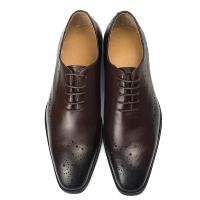 Buy cheap Hand Colored Calf Leather Men Formal Dress Shoes Elgant Style from wholesalers