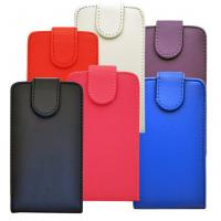 Buy cheap Flip Design Leather Case For Nokia Lumia 520,Leather case For Nokia Lumia 520 from wholesalers