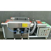 Buy cheap Glass Washing Machine width 800mm, 1200mm width from wholesalers