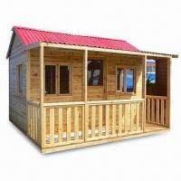Buy cheap Doll House, Made of Wooden, Measures 2,700 x 2,480 x 1,610/2,150mm from wholesalers