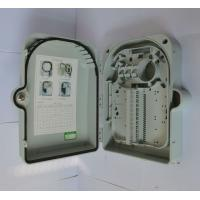 Buy cheap Wall Mounted Or Pole Mounted Optical Fiber Distribution Box 340*265*120mm from wholesalers