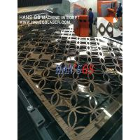 Buy cheap Fiber Laser Cutter for Stainless Steel / Carbon Steel Laser Cutting Machine from wholesalers