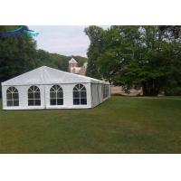 Buy cheap Modular Exhibition Booth Outdoor Event Tent Inside For Trade Show from wholesalers