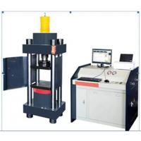 Buy cheap Automatic Pressure Testing Machine With High Precision Digital Servo Valve from wholesalers