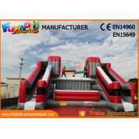 Buy cheap Customize Color Inflatable Interactive Games Jousting Arena Inflatable Battle Zone from wholesalers