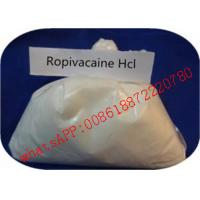 Buy cheap Strongest Topical Anesthetic Ropivacaine Injectable HCl 132112-35-7 / Ropivacaine Mesylate Powder from wholesalers