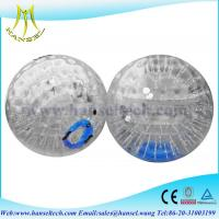Buy cheap Hansel inflatable zorb ball, Water ball, inflatable Walking ball from wholesalers