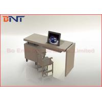 Buy cheap Video Conference Table LCD Monitor Lift With 19 Inch Flip Up Monitor from wholesalers