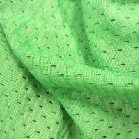 Buy cheap 100% polyester dash mesh, warp knitted fabric, weighs 160gsm, suitable for sports and garments from wholesalers