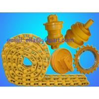 Buy cheap excavator aftermarket parts undercarriage parts track roller sprocket idler top roller track link from wholesalers