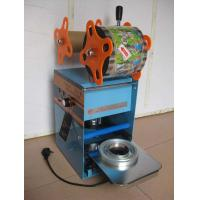 Buy cheap 1/2 long handle Plastic Cup Sealing Machine Packaging Machinery from wholesalers