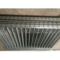 Buy cheap Galvanized Steel Tubular Fence Sliding Electric Gates For Backyard from wholesalers