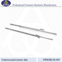 Buy cheap Blum type drawer slide FGV type drawer slide underbottom drawer slide from wholesalers