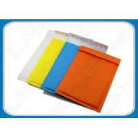 Buy cheap Green Recyclable Coloured Kraft Bubble Mailers , Packaging Padded Mail Bags from wholesalers