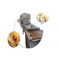 Buy cheap Figs Microwave Drying And Sterilization Machine With HLTD Brand from wholesalers
