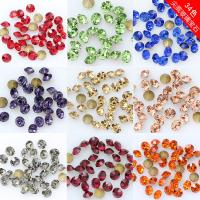 Buy cheap SS4-SS20 Point Back Chatons Round Non Hot Fix All Colors Camera Car Cosmetic House Decoration Accessories Garment Trims from wholesalers