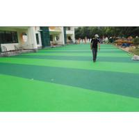 Buy cheap Lower Gravity Playground Rubber Flooring , Heat Resistant Rubber Play Area Chippings from wholesalers