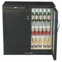 Buy cheap Electronic Digital Two Door Back Bar Cooler / Commercial Bar Refrigerator product