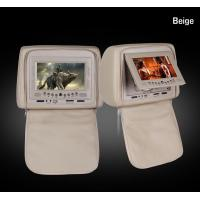 Buy cheap 7Headrest DVD with USB/SD/FM/IR/Game (SK-HD700A) from wholesalers