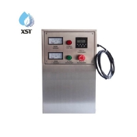 Buy cheap 15g/H Ozonizer Purifier SS 18kg Swimming Pool Ozone Generator from wholesalers
