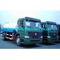 Buy cheap 2200 RMP 371 Horsepower Water Tanker Trailer EUROII / EURO III product
