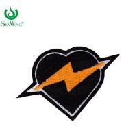 Buy cheap Professional Soft  Custom Chenille Patches For Varsity Jackets Felt Fabric Type from wholesalers