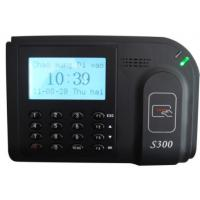 Buy cheap 125khz rfid reader rs232 rfid time attendance terminal S300 from wholesalers