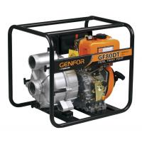 China 3 Inch Self Priming Centrifugal Gasoline Water Pump GF168F Engine Type on sale