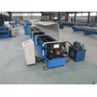 Buy cheap Size Quick Change Cassette Type Round Pipe Roll Former Flying Track Sawing from wholesalers