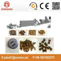 Buy cheap dry pet food machine/ pet food processing line from wholesalers