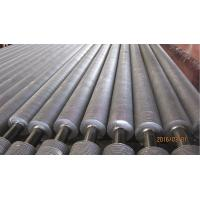 Buy cheap A213 T22 Finned Pipe Heat Exchanger Fin Tube Solid Type Cold Drawn from wholesalers