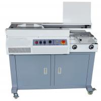 Buy cheap 320mm A4 Binding Machine , Perfect Book Binding Machine With Sun Milling Cutter from wholesalers