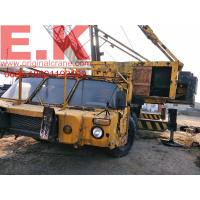 Buy cheap Japanese Link-Belt 150ton Lattice Boom Truck Crane for Sale (HC238SS) from wholesalers