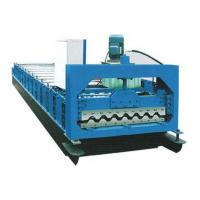 Buy cheap Galvanized Sheet Metal Roll Forming Machine , Double Layer Roll Forming Machine from wholesalers