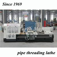 Buy cheap Pipe Threading Cnc Turning Lathe Machine Big Spindle Bore Diameter from wholesalers