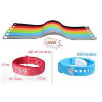 Buy cheap 2015 Activity tracker w5 smart bracelet watch monitor bracelet bluetooth pedometer from wholesalers