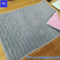 Buy cheap Machine Washable Reusable Incontinence Pad For Pets from wholesalers